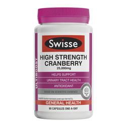 ULTIBOOST 高浓度蔓越莓胶囊 25,000 mg 90粒