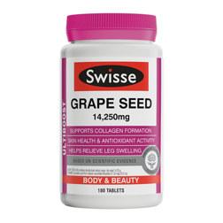 ULTIBOOST 葡萄籽片 14,250 mg 180 粒