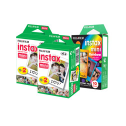 INSTAX-MINI-Fm50(RB)拍立得迷你相纸 50张