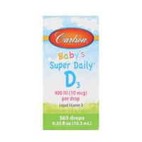 婴幼儿维生素D3滴剂 400
