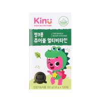 KINU PINKFONG 多种维生素软糖(儿童综合维生素)KINU PINKFONG CHEW MULTI