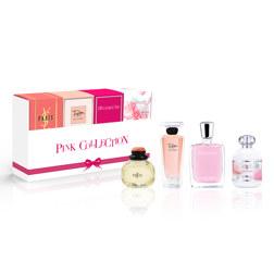 粉红女士迷你香氛礼盒