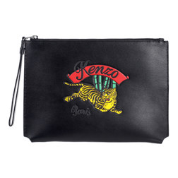JUMPING TIGER A4 POUCH