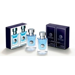 VERSACE POUR HOMME EDT DUO PACK