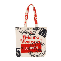 Shopper Made in Kenya LONDON CREAM 手提包