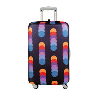 LOQI Travel Carrier Cover S Circle