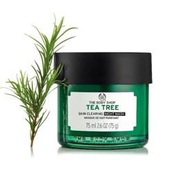 TEA TREE SKIN CLEARING NIGHT MASK 面膜