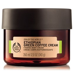 SPA OF THE WORLD ETHIOPIAN GREEN COFFEE