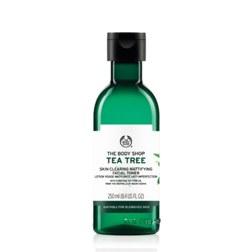 TEA TREE SKIN CLEARING MATTIFYING TONER 护肤水