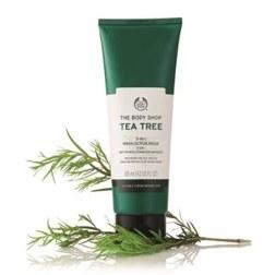 TEA TREE 3-IN-1 MASK  茶树三效合一磨砂面膜