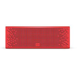 BLUETOOTH CUBE BOX SPEAKER 蓝牙音箱 红色