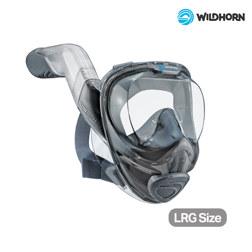 V2全脸潜水面罩 STEALTH LRG