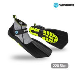 Topside Hydro Short Fin S/E 220 脚蹼