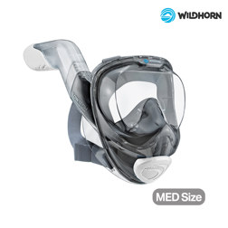 V2全脸潜水面罩 ORCA MED