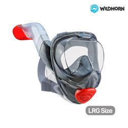 V2全脸潜水面罩 LRG