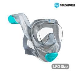 V2全脸潜水面罩 SEAFOAM LRG