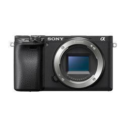ILCE-6400/B 数码相机