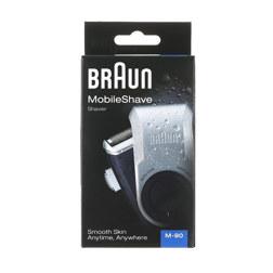 BRAUN 携带式剃须刀 M90