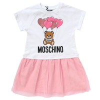 [莫斯奇诺 ] 熊 PINK DRESS 8Y