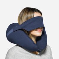 NapX (人体工学颈枕) - 深蓝色