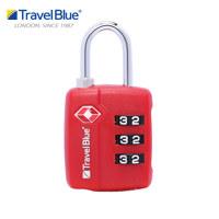 TSA 密码锁 R