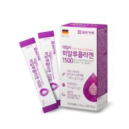 一洋药品 每日玻尿胶原蛋白 1500