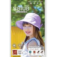 SALUA KIDS SUN HAT儿童太阳帽(PURPLE)