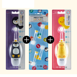 360 deg Kids Sonic ToothbrushGift Set 儿童电动牙刷套装