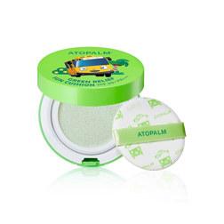 ATOPALM GREEN RELIEF SUN CUSHION SPF50 PA++++ 气垫防晒霜
