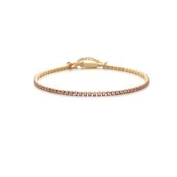 SHINE CHAIN BRACELET(PINK) 手链