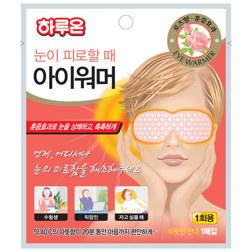蒸汽眼罩 玫瑰香 12片