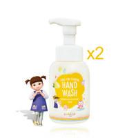 POM POM FOARMING HAND WASH(300ml) * 2EA 洗手液