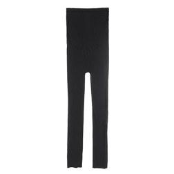 STELLA MESH 孕妇打底裤(10分裤) 黑色