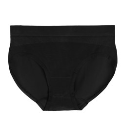 COOL VISCOSE 女士内裤 黑色