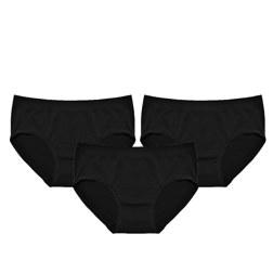 基本款三角内裤 BLACK 3 TRIO SET
