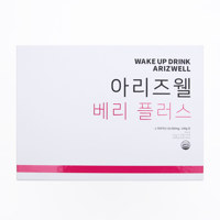 WAKE UP DRINK BERRY PLUS 液体茶 90条