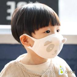 纯竹纤维 熊猫儿童口罩 (24~48个月)
