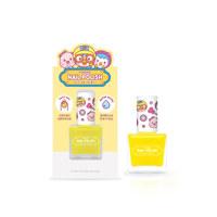 儿童指甲油-黄色