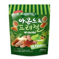杏仁&椒盐卷饼