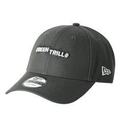 BEENTRILL X NewEra BALL CAP_CHARCOAL_FREE