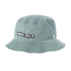 BEENTRILL X NewEra BUCKET HAT_MINT_S