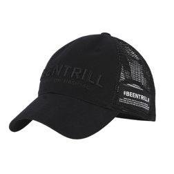 ESSENTIAL TRUCKER CAP_BLACK_FREE