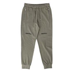 UTILITY JOGGER FIT SWEAT PANTS_L/KHAKI_XL