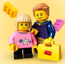 LEGO 超值赠品活动